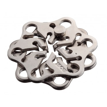 Huzzle Snow - Cast Puzzle