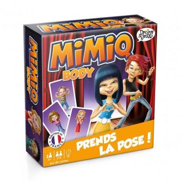 Mimiq Body- Prend la pose