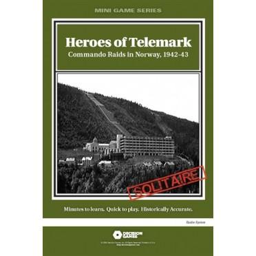Heroes of Telemark: Commando Raids in Norway, 1942-43