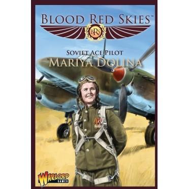Blood Red Skies: Soviet Ace Pilot Mariya Dolina
