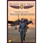 Blood Red Skies - German Ace Pilot Walter Borchers