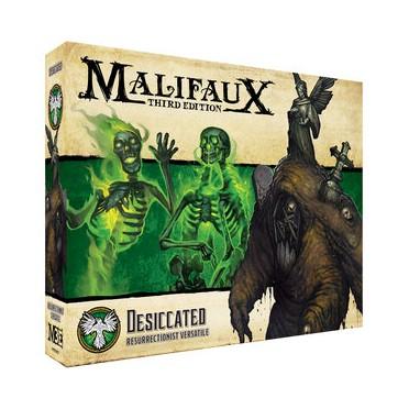 Malifaux 3E - Resurrectionists - Desiccated