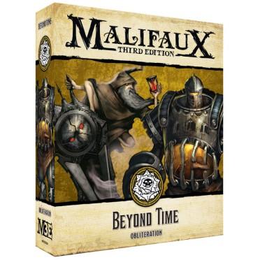 Malifaux 3E - Outcast- Beyond Time