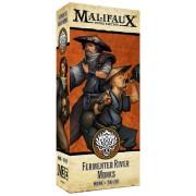 Malifaux 3E - Ten Thunders- Fermented River Monk