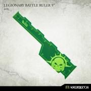 "Legionary Battle Ruler 9"" [green]"