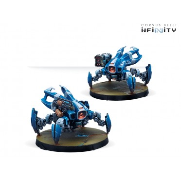 Infinity - PanoOceania - Dronbot Remotes Pack