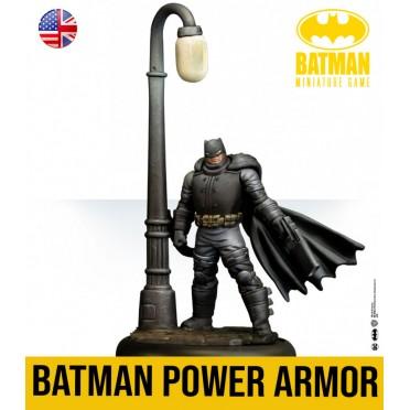 Batman - Batman Power Armour