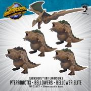 Monsterpocalypse - Destroyers - Bellowers & Pteradactix