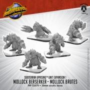 Monsterpocalypse - Destroyers - Mollock Brutes & Berserker