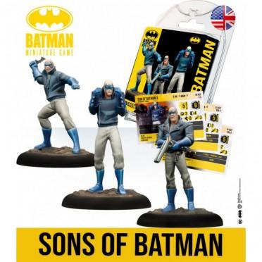 Batman - Sons Of Batman
