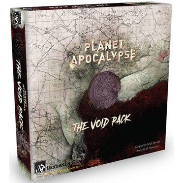 Planet Apocalypse : Void Pack Expansion