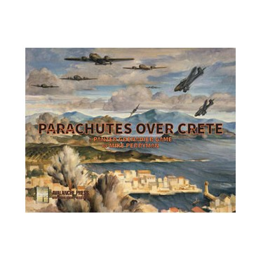Panzer Grenadier - Parachutes over Crete