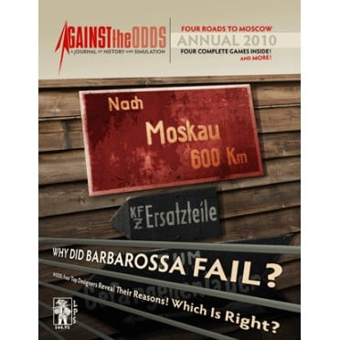 Against the Odds 2010 Annual - Four Roads to Moscow