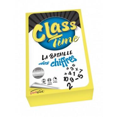 Class Time : la Bataille des Chiffres (55 cartes)