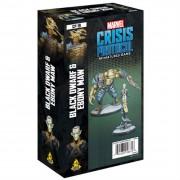 Marvel Crisis Protocol : Black Dwarf & Ebony Ma