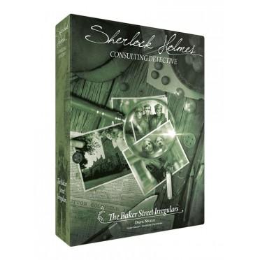 Sherlock Holmes : Consulting Detective - The Baker Street Irregulars