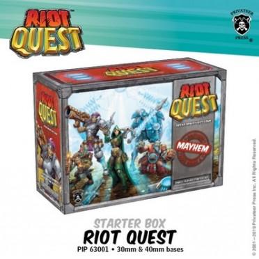 Riot Quest - Starter Box