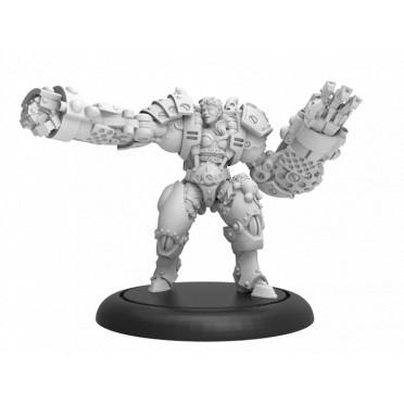 Riot Quest - Boss MacHorn (Guard)