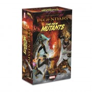 Boite de Legendary : New Mutants A Marvel Deck Building Game Expansion