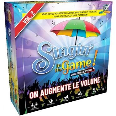 Singin'in the Game - Vol 2 - On augmente le volume