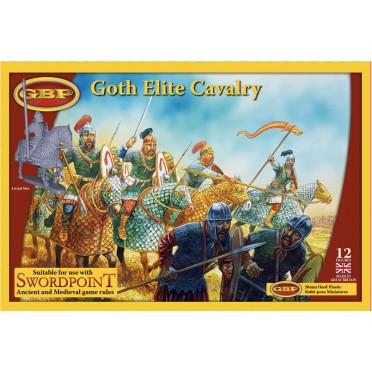 Cavalerie Lourde Goth en plastique