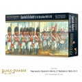 Napoleonic Spanish Infantry (1st Battalion) 1805-1811 0