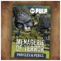 7TV - Pulp Menagerie of Terror - Profiles & Perils Cards 0