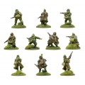 Bolt Action - Hungary - Hungarian Army Honved Division Section (Winter) 1