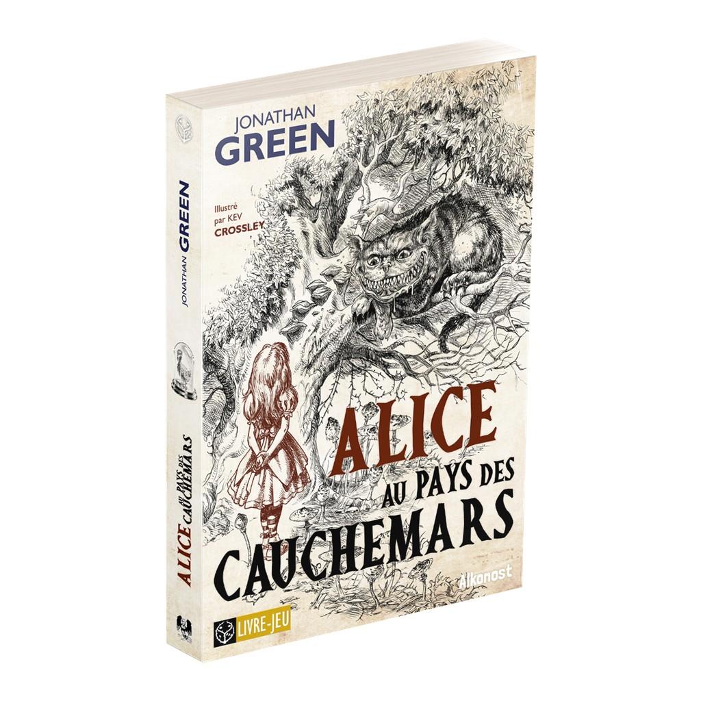 Buy Alice Au Pays Des Cauchemars Roleplaying Games Alkonost