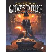 Call of Cthulhu 7th Ed - Gateways to Terror