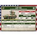 Team Yankee - LAV-AD Air Defense Platoon 6