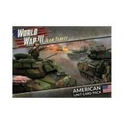 Team Yankee - WWIII: American Unit Card Pack
