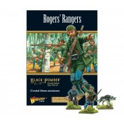 French Indian War - Roger's Rangers