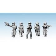 Gaslands: Refuelled - Corporate Team (Drivers & Passengers)