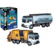 Marvel Crisis Protocol : Garbage Truck / Chem Truck Terrain Expansion