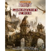 Warhammer Fantasy Roleplay - Gamemaster Screen