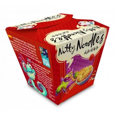 Nutty Noodles