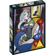 Puzzle -Picasso - Femme avec un Livre - 1000 pièces