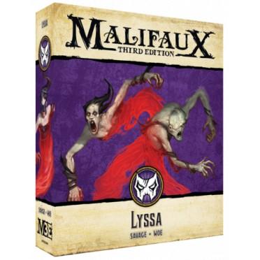 Malifaux 3E - Neverborn - Lyssa
