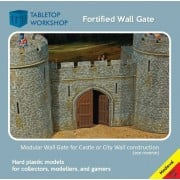 Fortified Wall Gate
