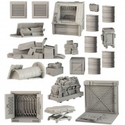 Terrain Crate: Abandonned Factory