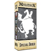 Malifaux 3E - Guild - The Dispatcher (Edition Limitée)