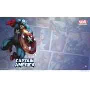 Marvel Champions : Captain America Game Mat