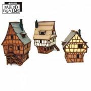 Mordanburg Dockside Dwellings Collection