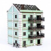 Pavlov's House End Block