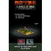 Flames of War - MG42 SS Machine Gun Platoon