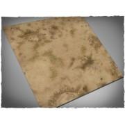 Terrain Mat PVC - Arid Plains - 120x120
