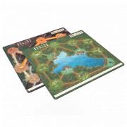 Root : Playmat Mountain-Lake
