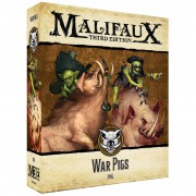 Malifaux 3E - Bayou - War Pigs