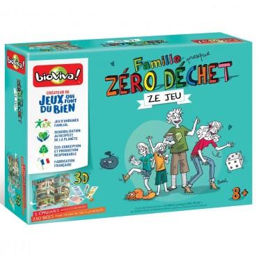 La Famille (presque) Zéro Déchets Ze Jeu